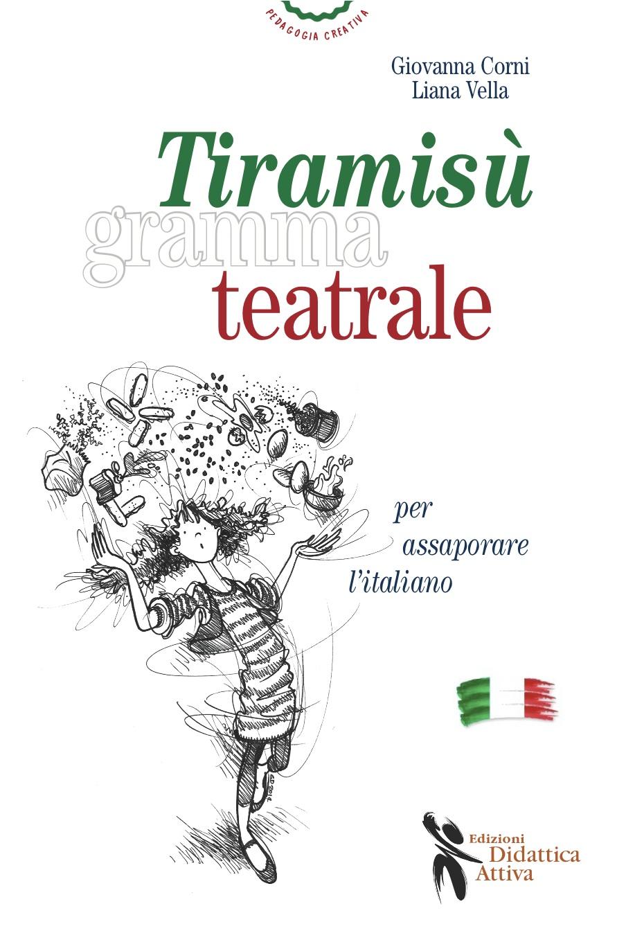 Associazione Multiker - Copertina Tiramisù gramma teatrale