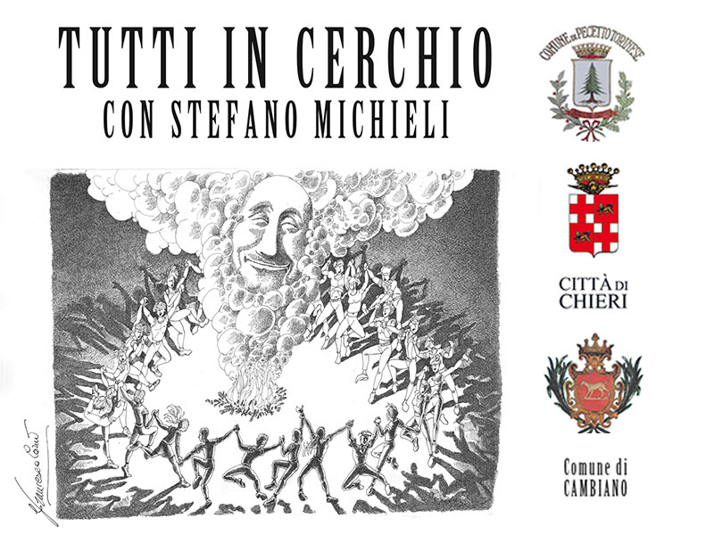 27 Maggio 2015 - TUTTI IN CERCHIO CON STEFANO MICHIELI